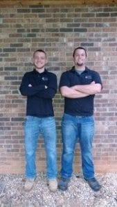 2 employees