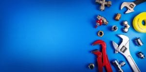 plumbing tools and fittings